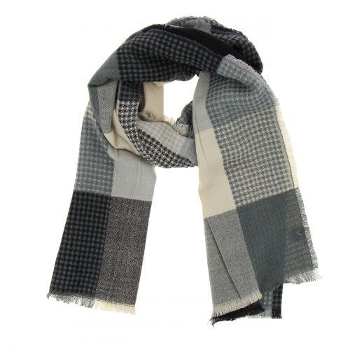 Grande sciarpa scialle moda donna, SUZIE