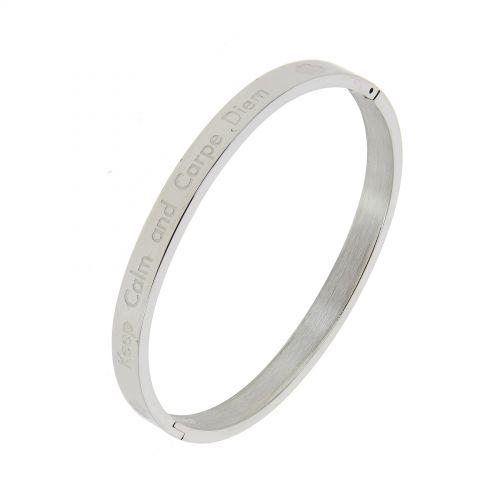 Stainless steel bracelet, KEWIN