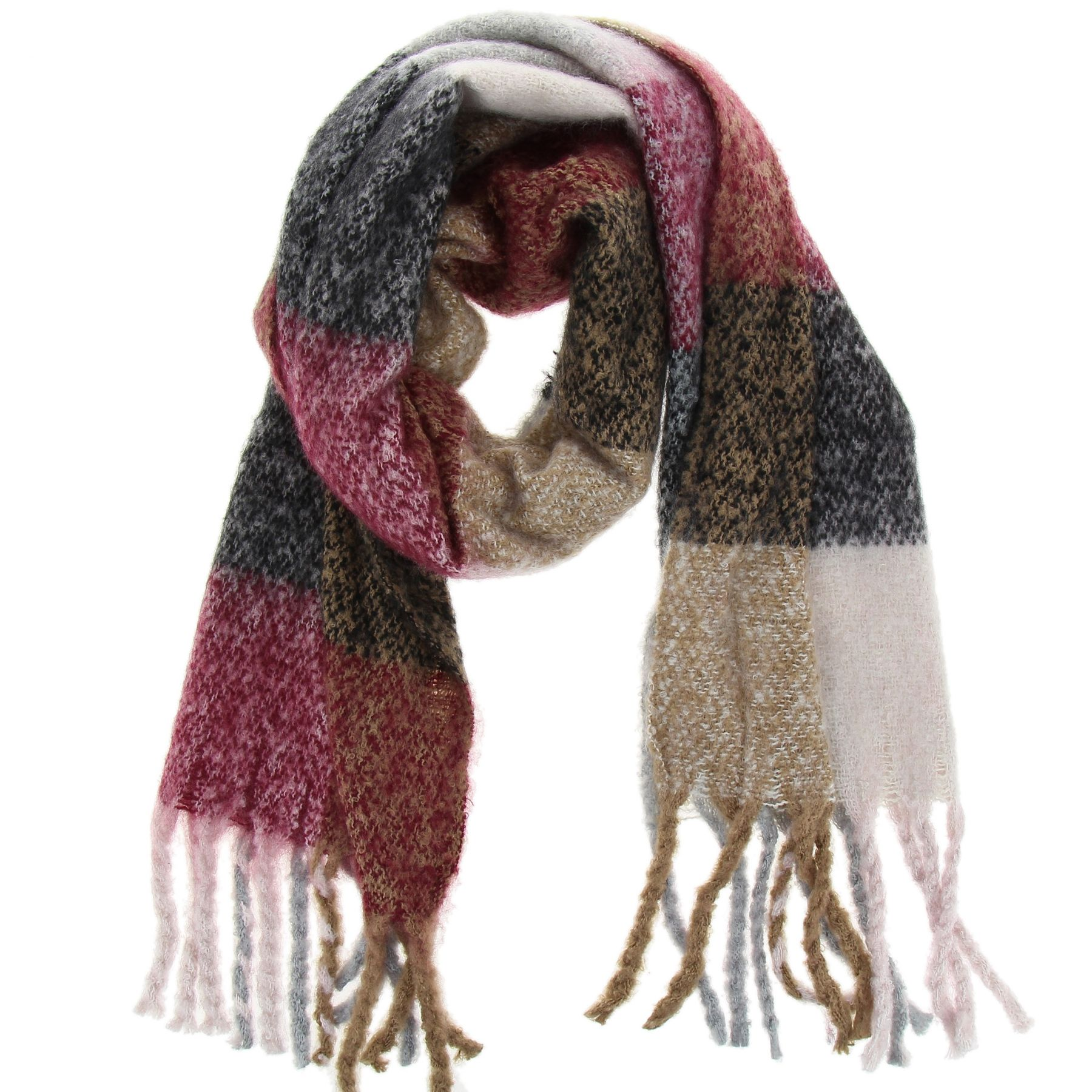 Echarpe femme oversize laine Célia c1d02b5eaa2