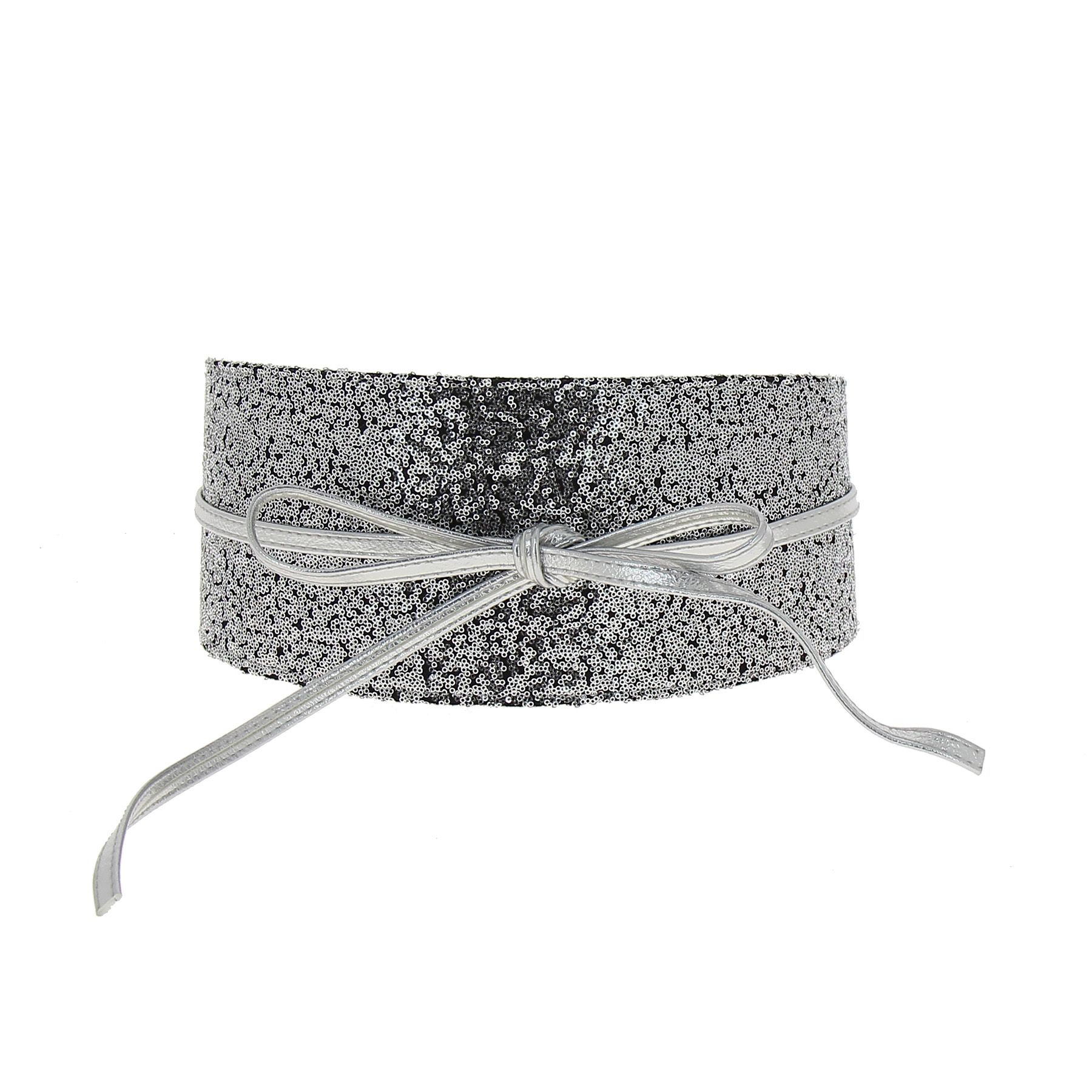 Ceinture Obi à sequins ELEN. Loading zoom 714a9b9be58
