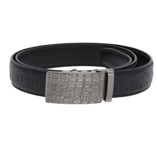 Leather Automatic Buckle Belt GUSTAVE