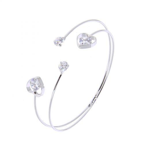 Bracelet femme étoile, Cristal de Zirconium LARISSA