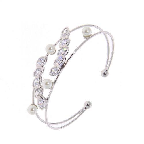 Bracelet femme Strass, Cristal de Zirconium HANYA