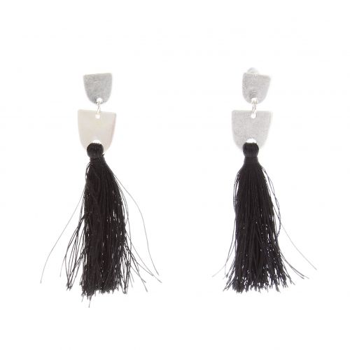 Tassel, drop, dangling woman Earring ESMA