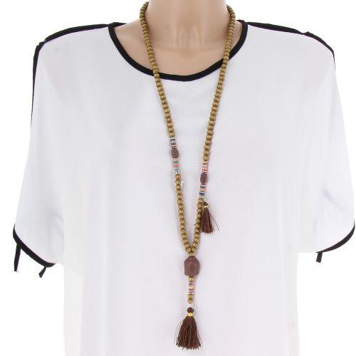 Long necklace LICIA