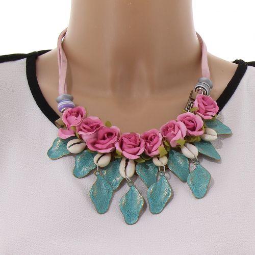 collana di fiori Hanna
