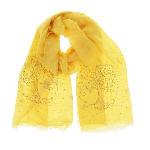 albero della vita Grande sciarpa scialle moda donna, MIRANDA