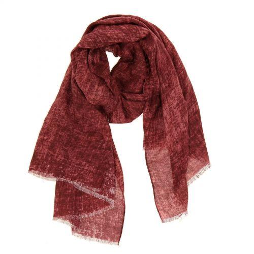 Grande sciarpa scialle moda donna, FLORINE