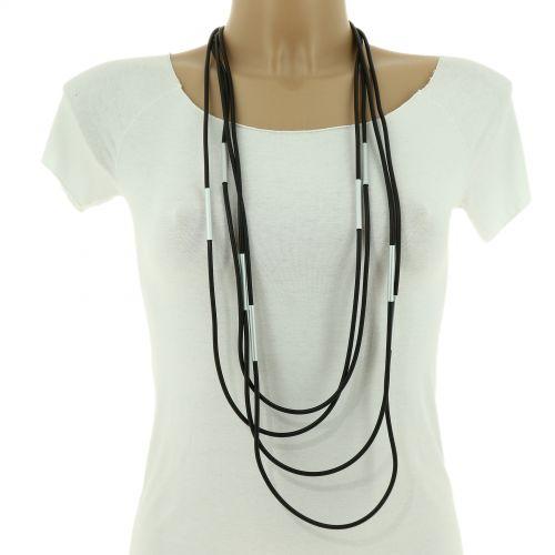 Pendente della collana di grandi dimensioni Laila