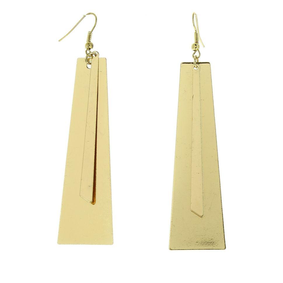 Earrings steel sheet 2062