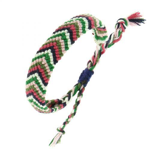 Brazilian cotton bracelet HENDA