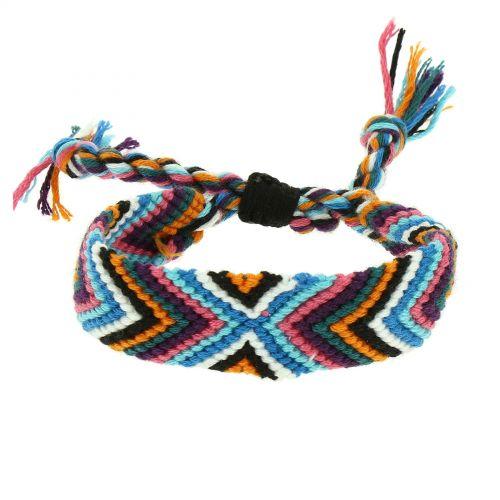 Bracelet coton brésiliens AVRIL