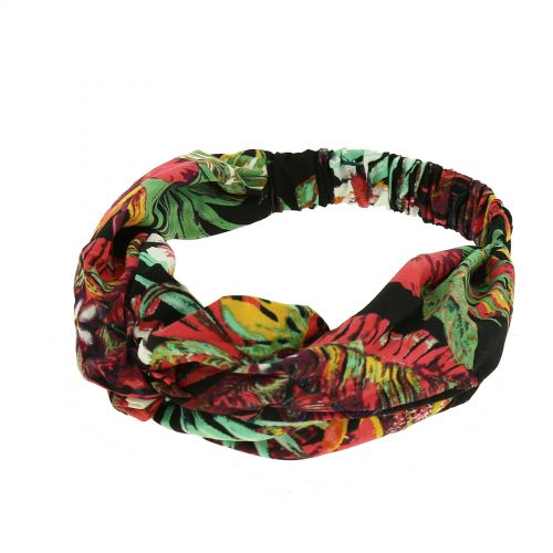 Woman printed confortable, headband, hairband FABIAN