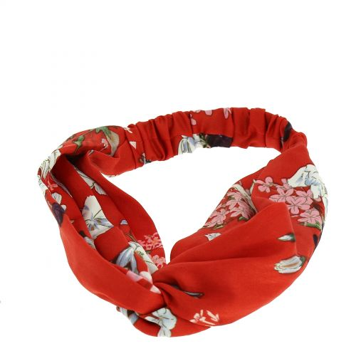 Woman printed confortable, headband, hairband NIKOLETTA