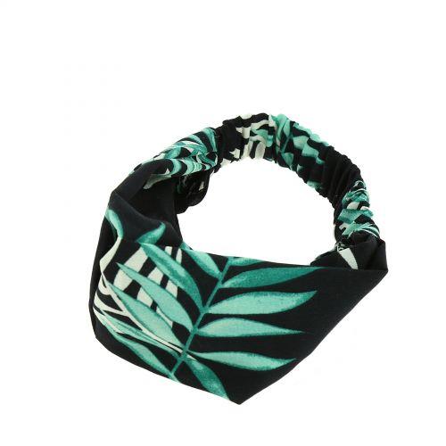 Woman printed confortable, headband, hairband MARA