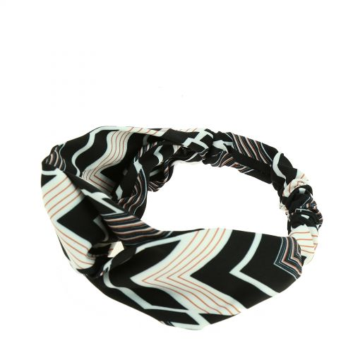 Woman printed confortable, headband, hairband JOLAN