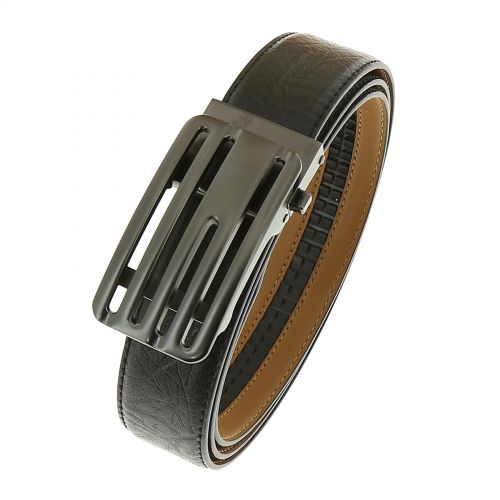 Leather Automatic Buckle Belt GENE