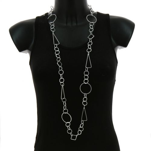 KARIN plastron necklace
