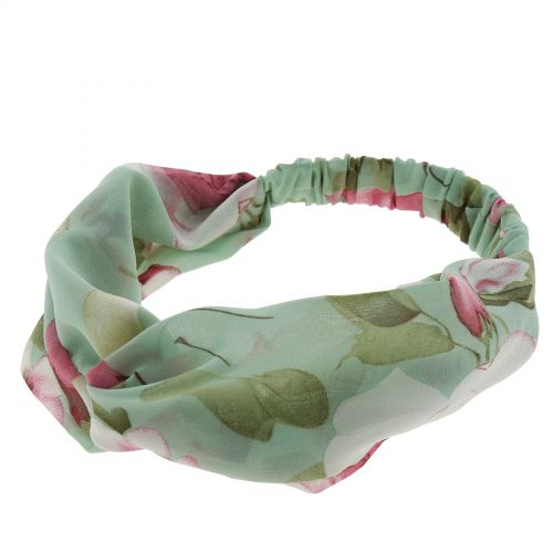 Woman printed confortable, headband, hairband NONA