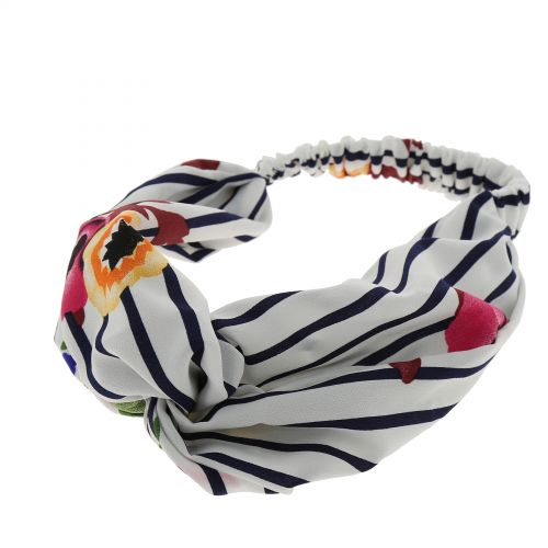 Woman printed confortable, headband, hairband LUCA