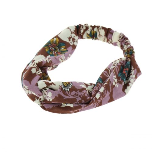 Woman printed confortable, headband, hairband KATI