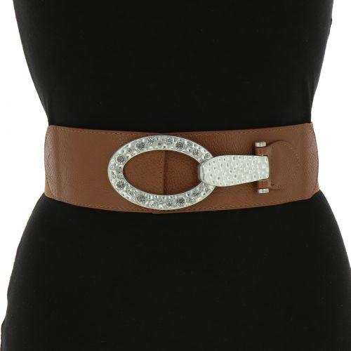 Cintura elastica larga per donna, CARLA