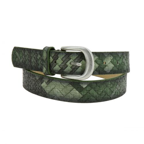 GHJULIA, leather lined belt