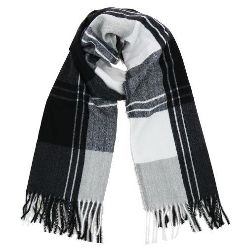 Grande sciarpa scialle moda donna 0345b453280a