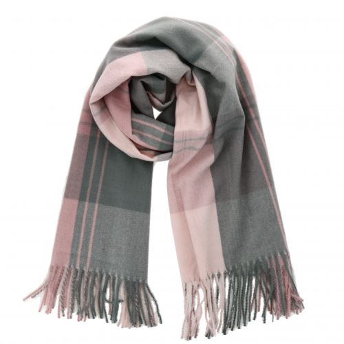 Oversized scarf Tiles for women and men, LUCIE