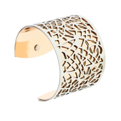 Bracelet cuff metal KAOUTAR