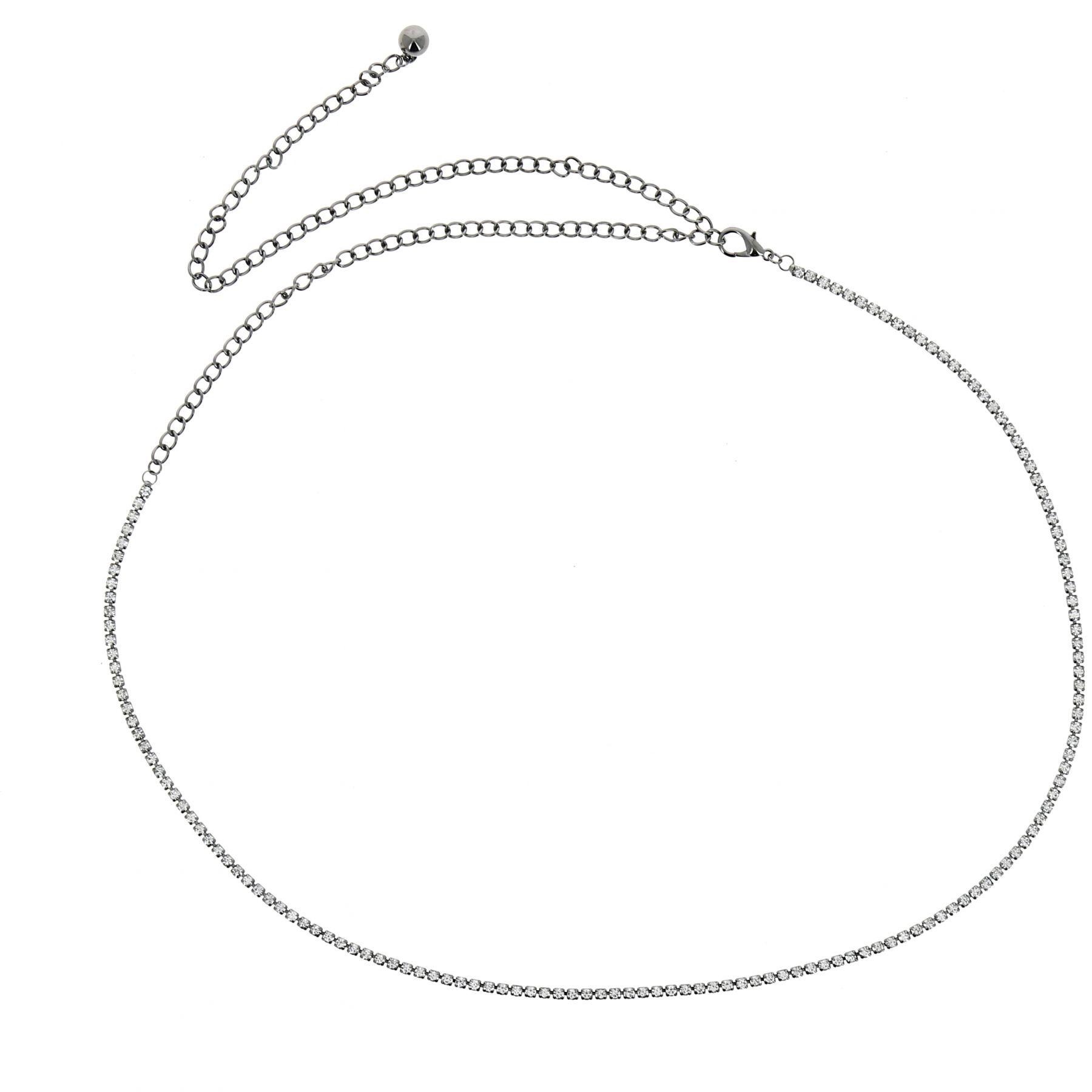 Metallico Catena Cintura da Donna SYLVIE Fashiongen