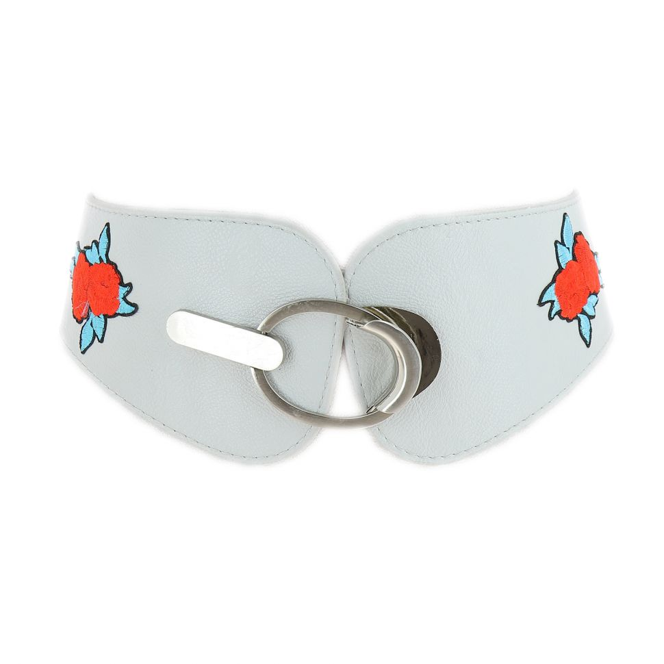 ceinture élastique large serre taille Livia