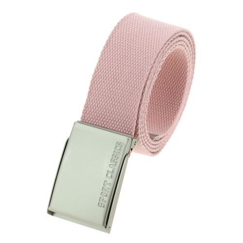 Cotton Canvas for women, men, girl and boy, to 59 in long, Waist Belt MADE IN FRANCE, HIGDON
