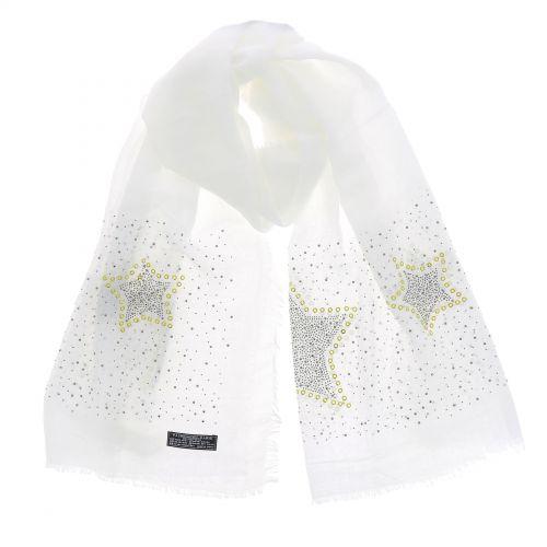 Star woman scarf, NUARA