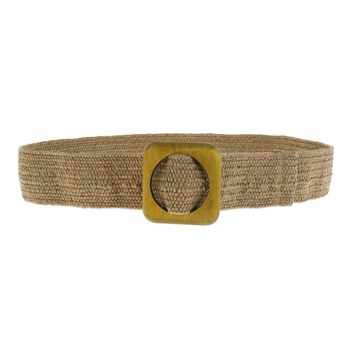 Wide Waist Elasticated Woman Belt, ASSIA