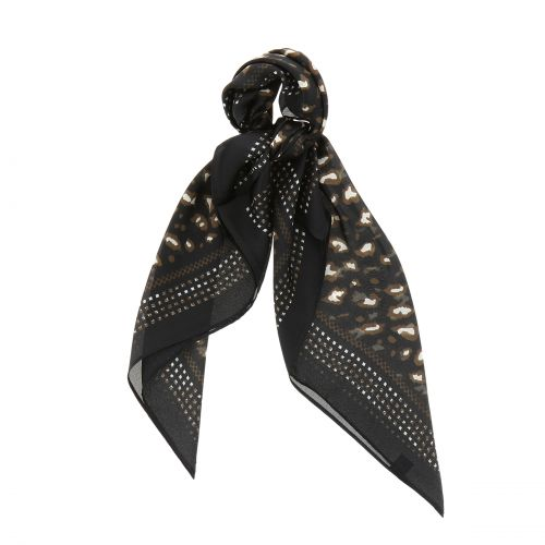Scarf for Women 70 x 70 cm Polyester,High Quality, Silk Feeling, SILVA