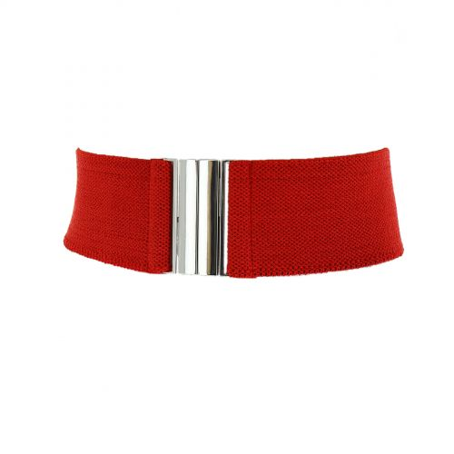 Wide Waist Elasticated Woman Belt, YVETTE