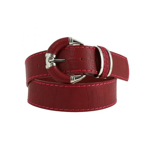 Leatherette belt, MAORISS