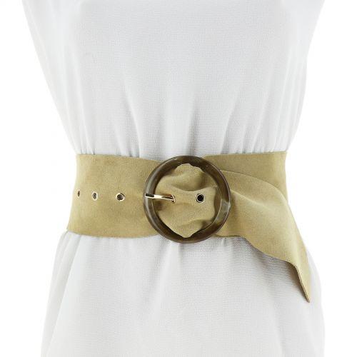 Cinturón para Mujer cuero DORIS