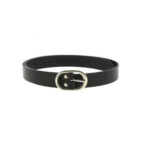 Woman leather lined belt, DORIS