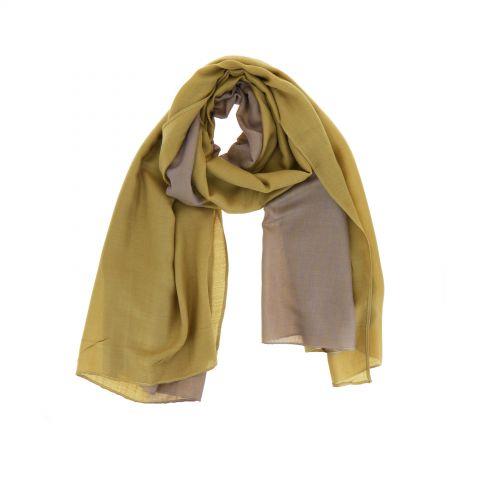 Echarpe femme oversize coton Rosalie