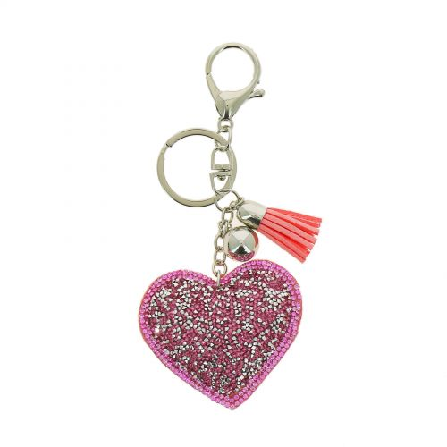EUNOMIA bear Key ring, bag's jewel