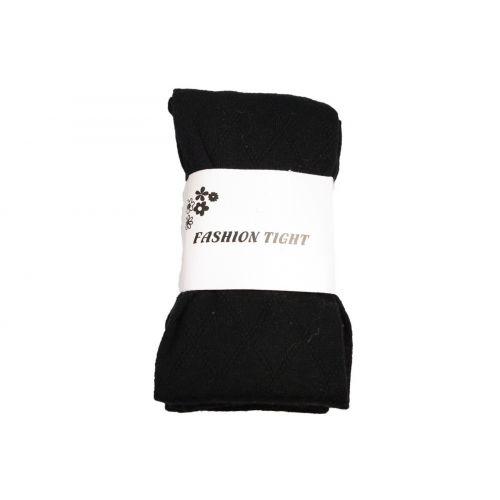 Collant lana spessa X 12 colore misto