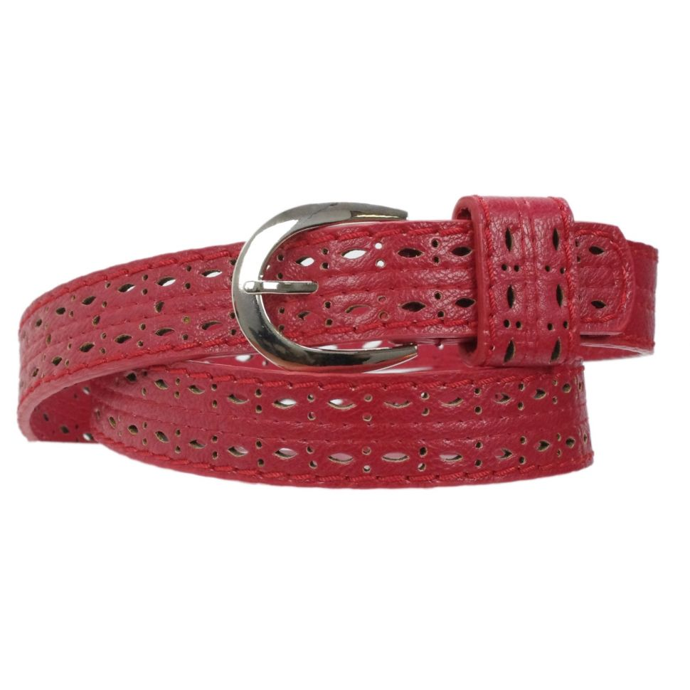 Leatherette belt, MADI