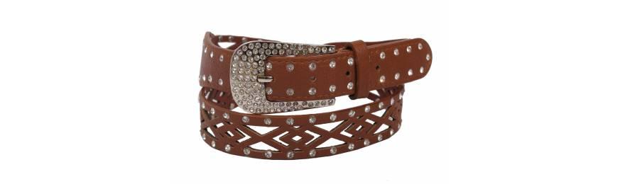 Belts (3-5 cm wide)